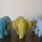 Tre små elefanter