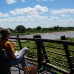 Rasteplass i Kruger