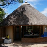Hytta vår i Kruger