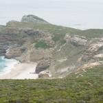 Utsikt fra Cape Point.